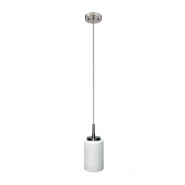Frosted Glass LED Pendant Light